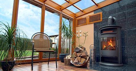 Fabulous Erath Fensterbau: Der Wintergarten - Natur in Ihrem Haus SA74